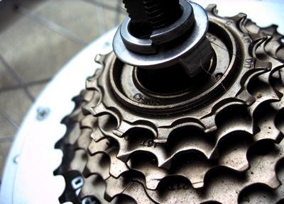 ahh, fresh, unused, clean gears