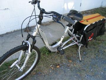 Marin Stinston Euro Xtracycle front