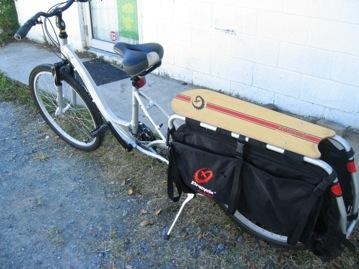 Marin Stinston Euro Xtracycle rear