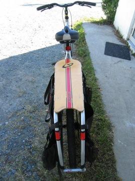 Marin Stinston Euro Xtracycle rear top